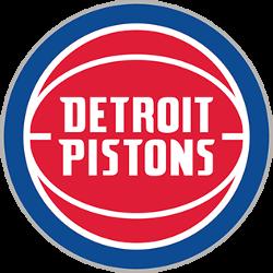 Detroit Pistons Primary Logo 2017 - Present