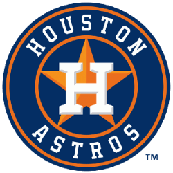 Houston Astros Primary Logo 2013 - Present
