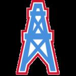Houston Oilers Primary Logo 1980 - 1996
