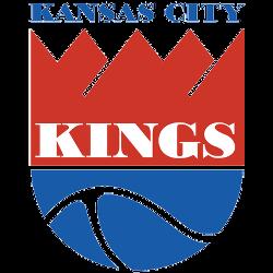 Kansas City Kings Primary Logo 1976 - 1985