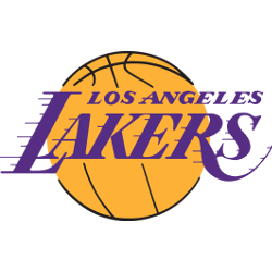 Los Angeles Lakers Primary Logo 2002 - Present