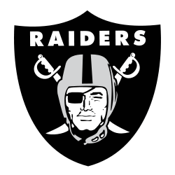 Los Angeles Raiders Primary Logo 1982 - 1994
