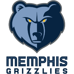 Memphis Grizzlies Primary Logo 2018 - Present