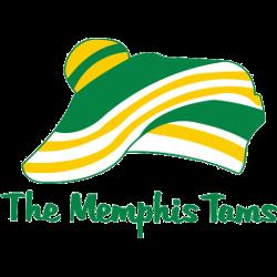 Memphis Tams Primary Logo 1972 - 1974