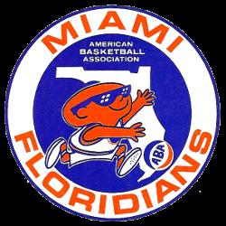 Miami Floridians Primary Logo 1969 - 1970