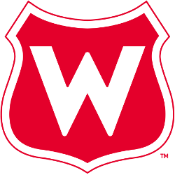 Montreal Wanderers Primary Logo 1917 - 1918