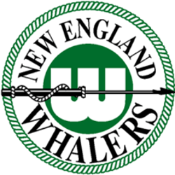 New England Whalers Primary Logo 1973 - 1979
