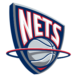 New Jersey Nets Primary Logo 1998 - 2012