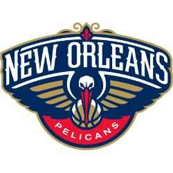 New Orleans Pelicans Primary Logo 2014 - Present
