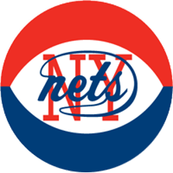New York Nets Primary Logo 1973 - 1977