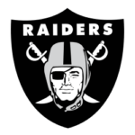 Oakland Raiders Primary Logo 1995 - 2019
