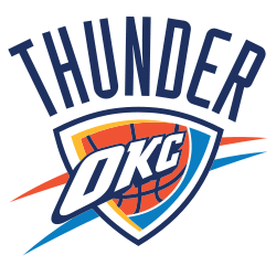 Oklahoma City Thunder Primary Logo 2009 - Present