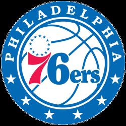 Philadelphia 76ers Primary Logo 2015 - Present