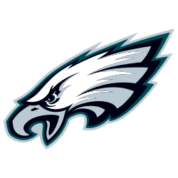Philadelphia Eagles Primary Logo 1996 - Present