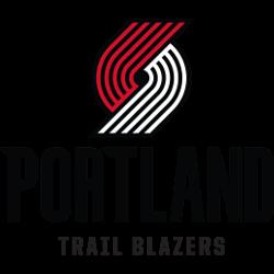 Portland Trailblazers Primary Logo 2017 - Present