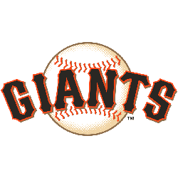 San Francisco Giants Primary Logo 2000 - Present