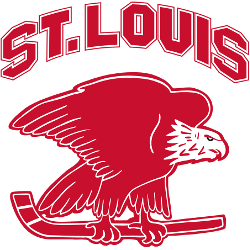St. Louis Eagles Primary Logo 1934 - 1935