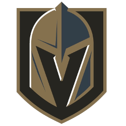 Vegas Golden Knights Primary Logo 2018 - Present
