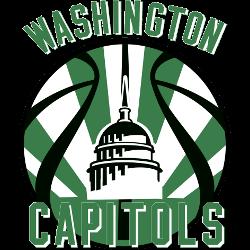 Washington Capitols Primary Logo 1946- 1951