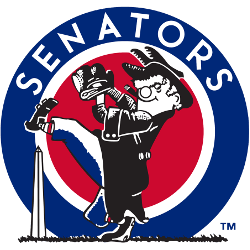Washington Senators Primary Logo 1957 - 1960
