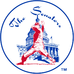 Washington Senators Primary Logo 1961 - 1971