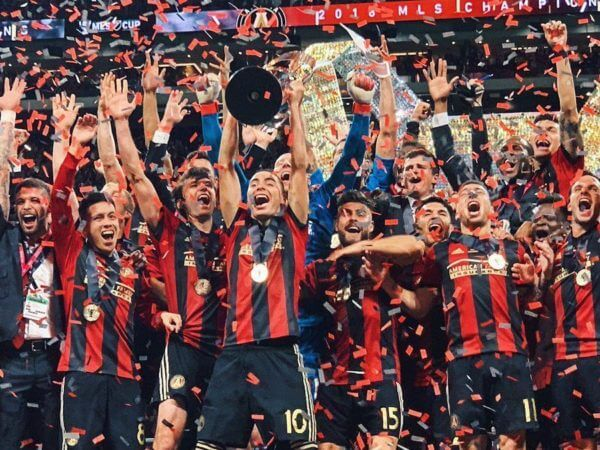 Atlanta United FC MLS Cup 2018