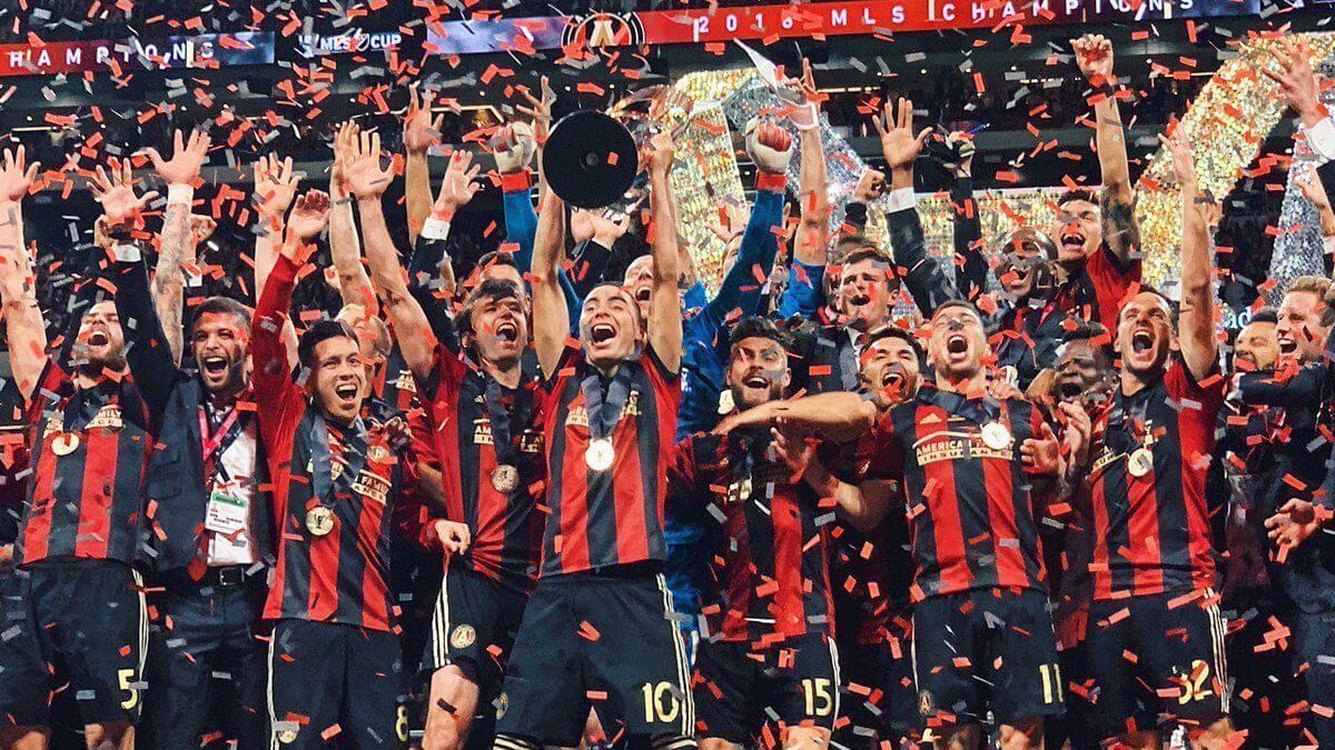 Atlanta United FC MLS Cup 2018