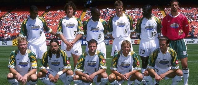Colorado Rapids 1996