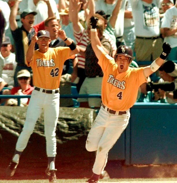 LSU Tigers Baseball Champs