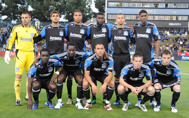 San Jose Earthquakes 2000