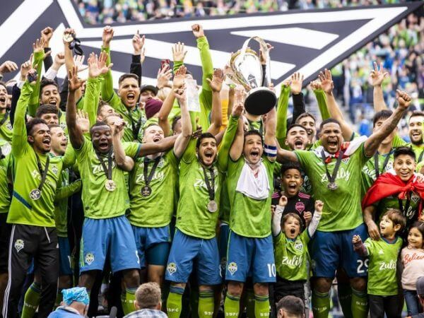 Seattle Sounders FC MLS Champs 2019