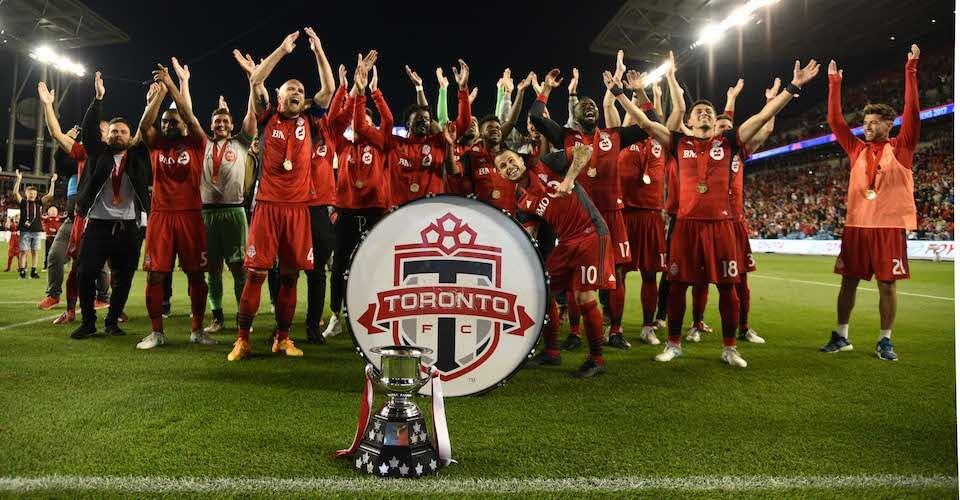 Toronto FC MLS Champ2017
