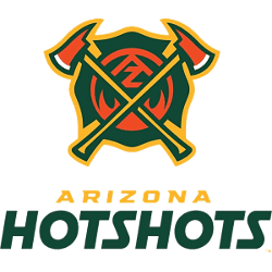 Arizona Hotshots Primary Logo 2018