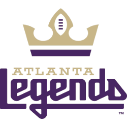 Atlanta Legends Primary Logo 2018