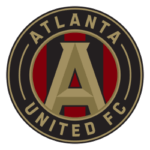 Atlanta United FC Primary Logo 2017 - Present