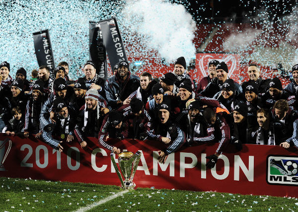 colorado rapids mls champs 2010