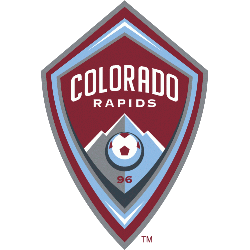Colorado Rapids Primary Logo 2007 - Present