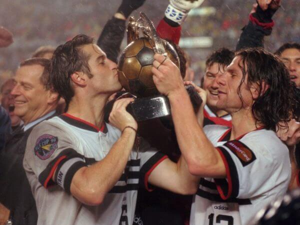 dc united mls champs 1996