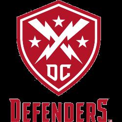 DC Defenders Primary Logo 2020 - Present