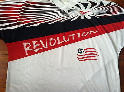 New England Revolution 1996