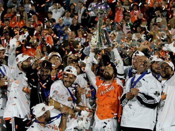 houston dynamo MLS Champs 2006