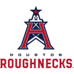 Houston Roughnecks Primary Logo 2020 - Present