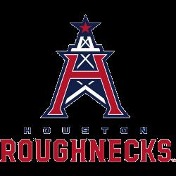 Houston Roughnecks Primary Logo 2020 - Present