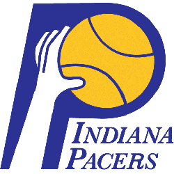 Indiana Pacers Primary Logo 1977 - 1990