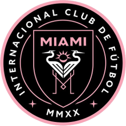 Inter Miami CF Primary Logo 2020 - Present