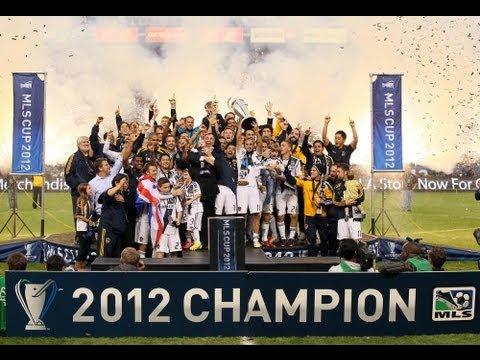 la galaxy 2012 champs