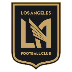 Los Angeles FC Primary Logo 2018 - Present
