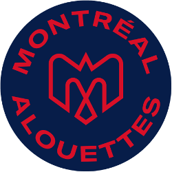 Montreal Alouettes Primary Logo 2019 - Present