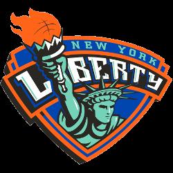 New York Liberty Primary Logo 1997 - Present