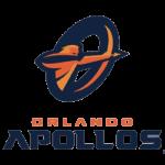 Orlando Apollos Primary Logo 2018